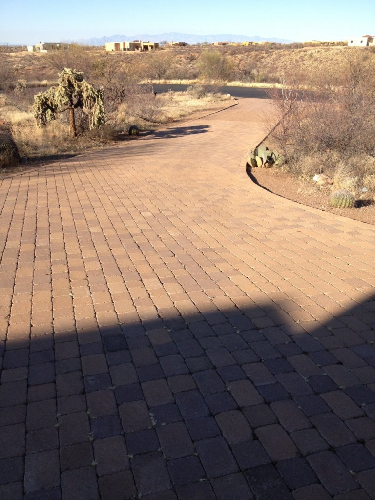 DRIVEWAYS AND EXTENSIONS